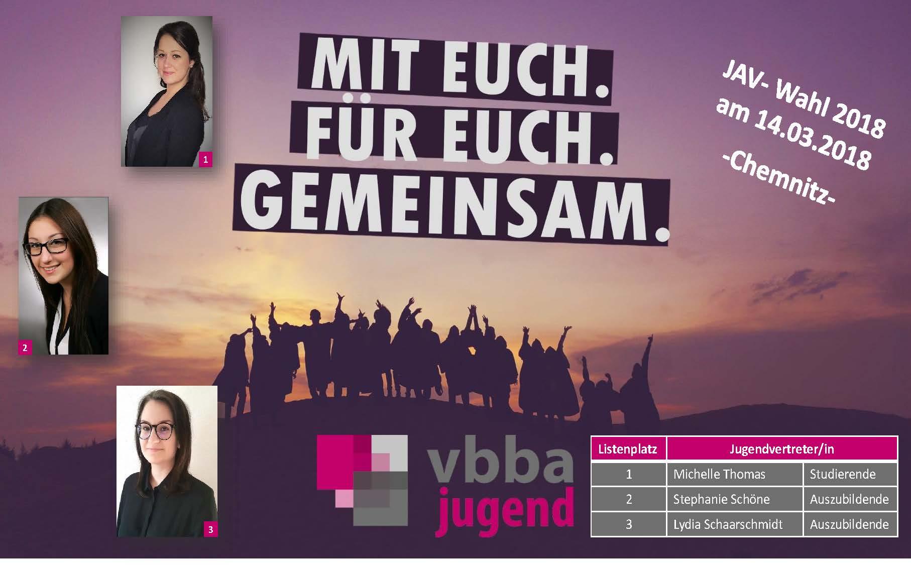 Kandidaten in Chemnitz